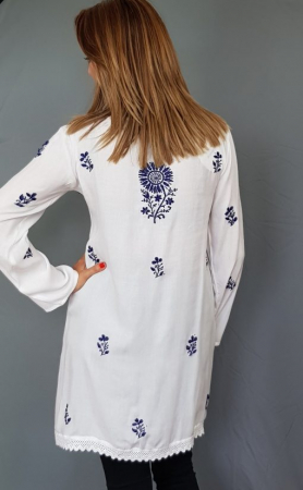 Bluza brodata manual Ecaterina3
