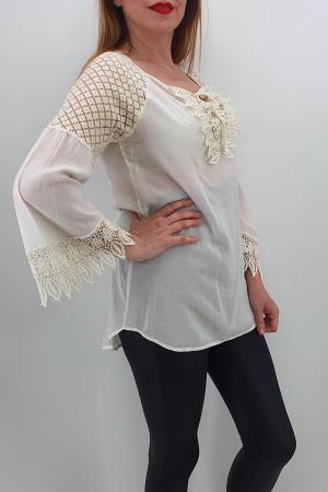 Bluza Dama cu Dantela2