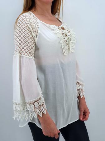 Bluza Dama cu Dantela1