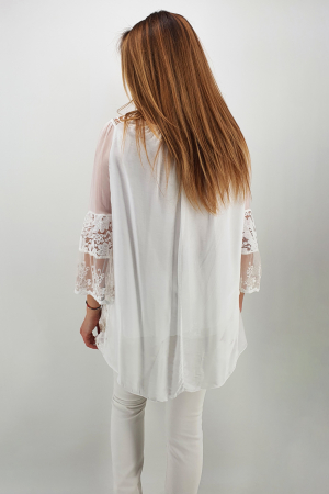 Bluza din matase Anastasia 55