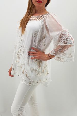 Bluza din matase Anastasia 53