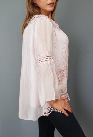 Bluza din matase Anastasia 32
