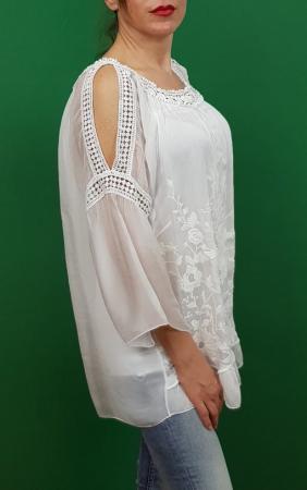Bluza din matase Anastasia 21