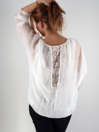 Bluza din matase Anisia 3