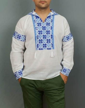 Camasa traditionala Alexandru - Marime Mare0