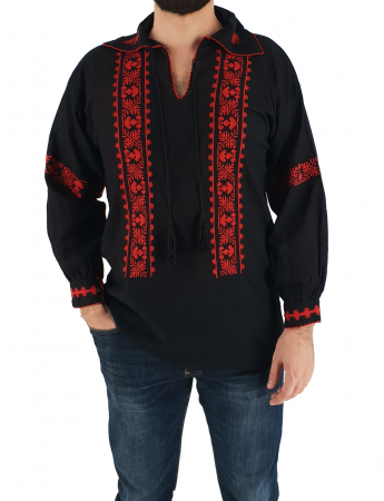 Camasa traditionala Bogdan0