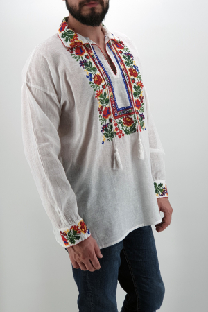 Camasa traditionala Cezar1