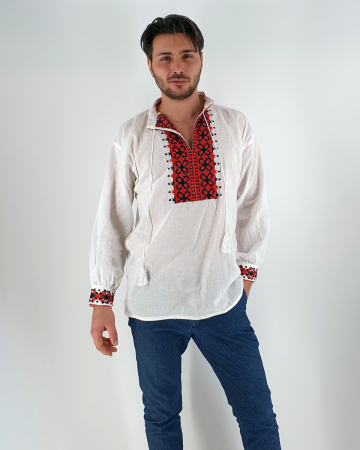 Camasa traditionala Remus 2