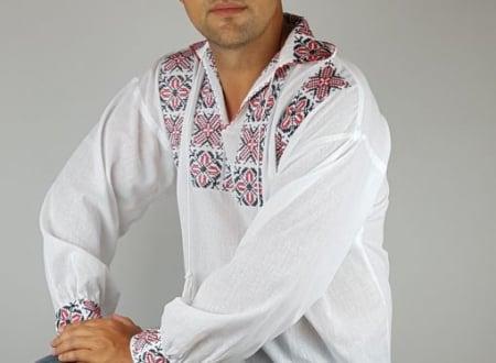 Camasa traditionala Leonard