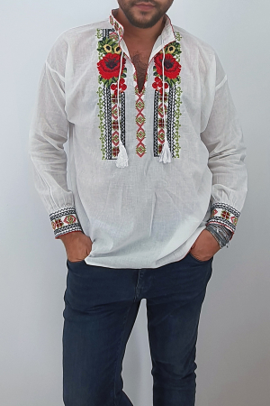Camasa traditionala cu Maci2