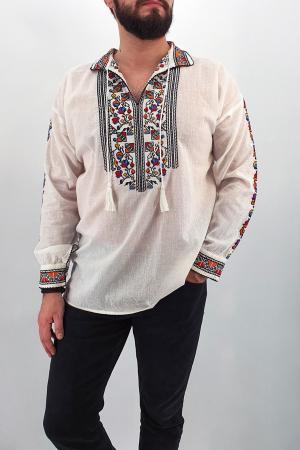 Camasa traditionala Mihnea0