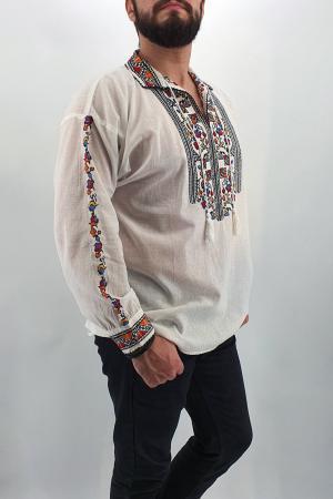 Camasa traditionala Mihnea2