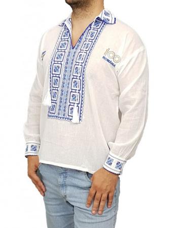 Camasa traditionala Dumitru - Centenar1