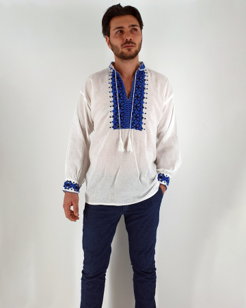 Camasa traditionala Remus2