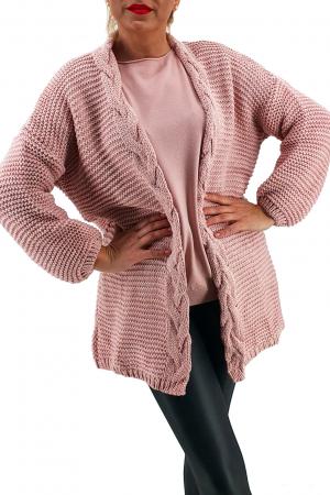 Cardigan din tricot Leonia0