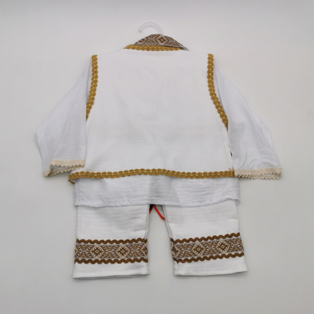 Compleu traditional baietel Costinel2