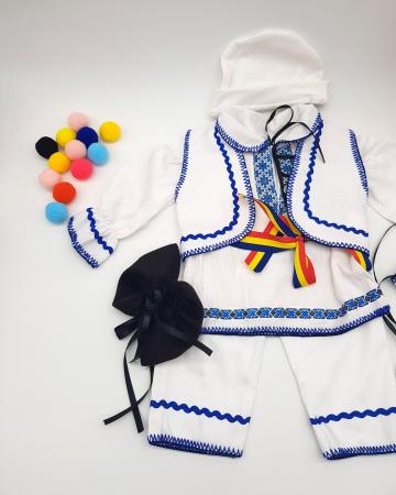 Compleu traditional baietel Adan 31