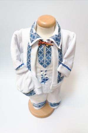 Compleu traditional baietel Bogdan 42