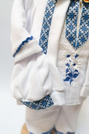 Compleu traditional baietel Bogdan 43
