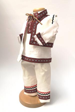 Compleu traditional baietel Darius 74