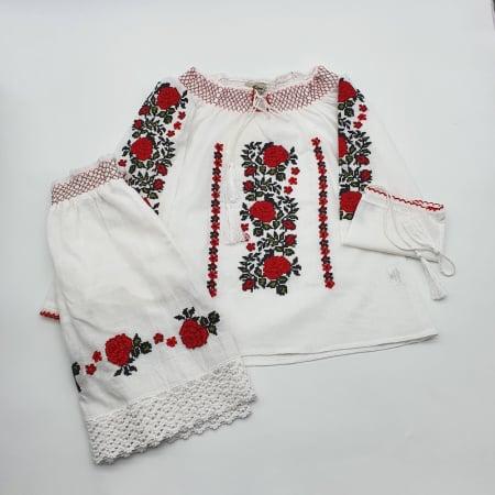 Compleu traditional fetite Eliana 20