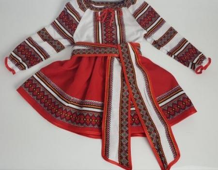 Compleu traditional fetite Natalia0