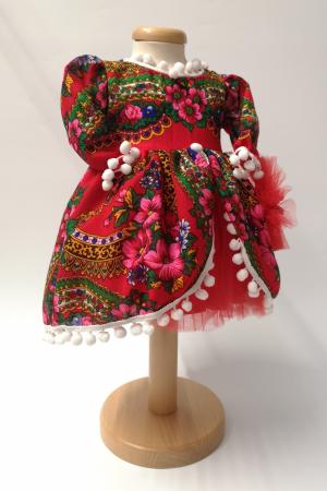 Compleu traditional Ioana 5 - de la 1 la 8 ani1