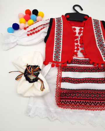 Compleu traditional Ioana 62