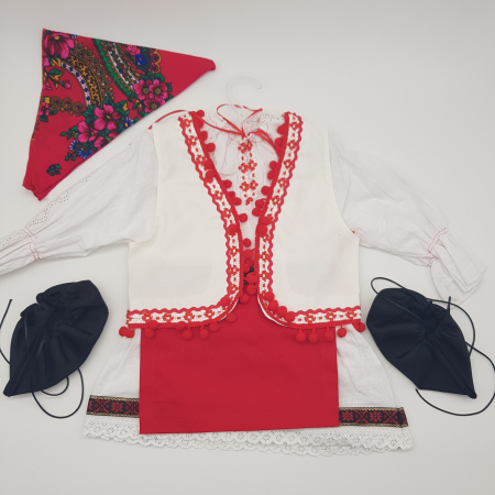 Compleu traditional Ioana 70