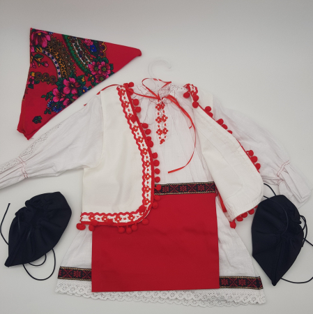 Compleu traditional Ioana 71