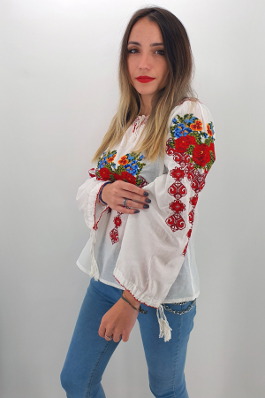 Ie Traditionala Trandafira 42