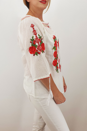 Ie Traditionala Trandafira 61