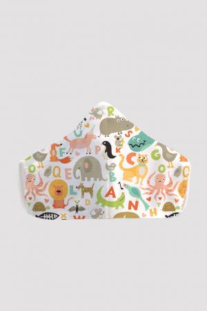 Masca reutilizabila pentru fata - Animale [0]