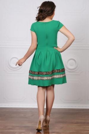 Rochie Stilizata cu Motive Traditionale Adelina 41