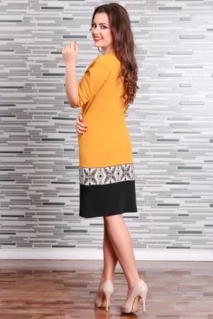 Rochie Stilizata cu Motive Traditionale Camila 2 [1]