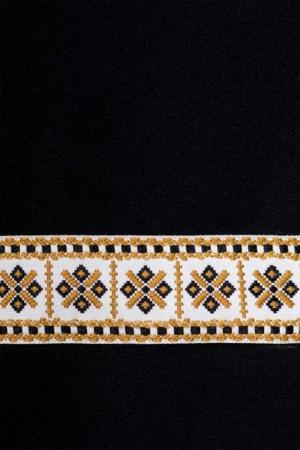 Rochie Stilizata cu Motive Traditionale Darlene1