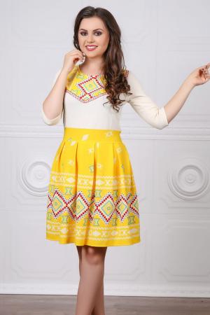 Rochie Stilizata cu Motive Traditionale Sorana 5