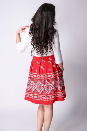 Rochie Stilizata cu Motive Traditionale Sorana 21