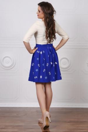 Rochie Stilizata cu Motive Traditionale Sorana 31