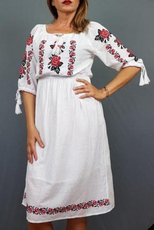 Rochie Traditionala Eva1