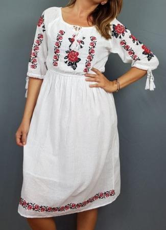 Rochie Traditionala Eva2