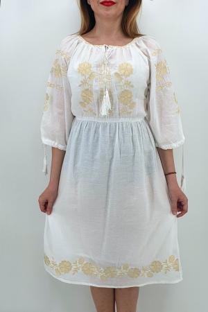 Rochie Traditionala Alexiana2