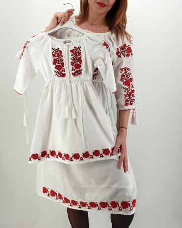 Rochie Traditionala Anina3