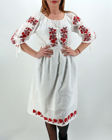Rochie Traditionala Anina0