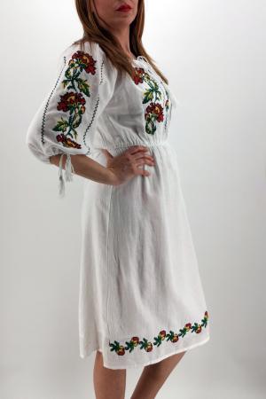Rochie Traditionala Iliana2