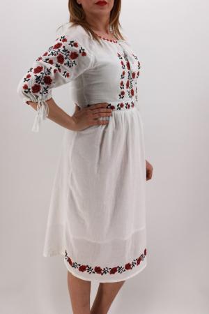 Rochie Traditionala Crenguta1