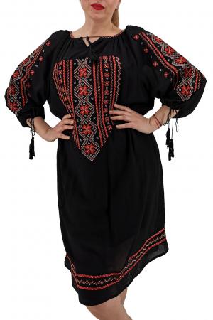 Rochie Traditionala Mateea2