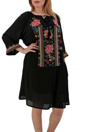 Rochie Traditionala Mela 30