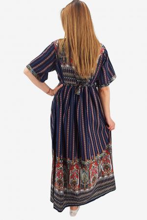 Rochie cu motive Traditionale Anca4