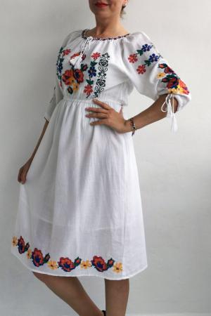 Rochie Traditionala Melina0